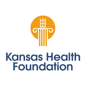 Kansas Health Foundation logo