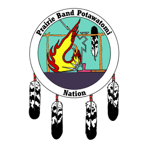 Prairie Band Potawatomi Foundation logo