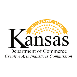 Kansas Creative Arts Industries Commission logo