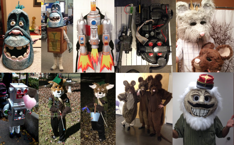 Looking to expand your knowledge of 3D construction? Or maybe you are determined to be the unanimous winner of a costume contest this Halloween? & Mythical Masks Animal Powers and Figure Heads u2013 New Class ...