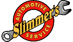 Slimmer's Automotive Service logo