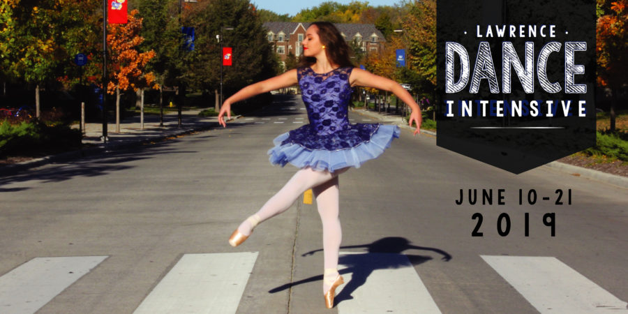 Lawrence Dance Intensive: Summer Ballet 2019 – Lawrence Arts Center