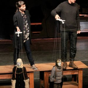 Phantom Limb Company, puppetry, New York City
