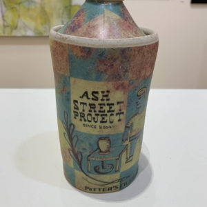 "S-40  |  Daniel Anderson, ""Potter's Pilsner, covered jar"" (2018)"
