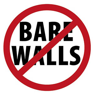 No Bare Walls!