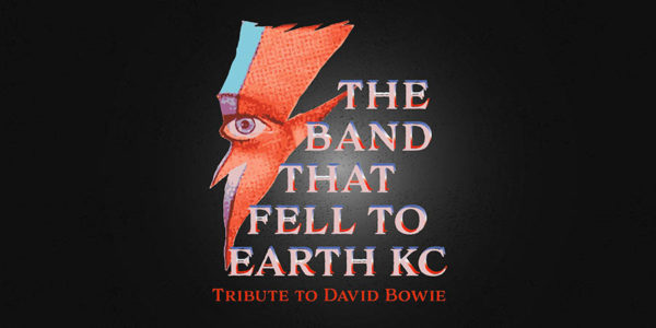 The Band That Fell to Earth KC, David Bowie Slider