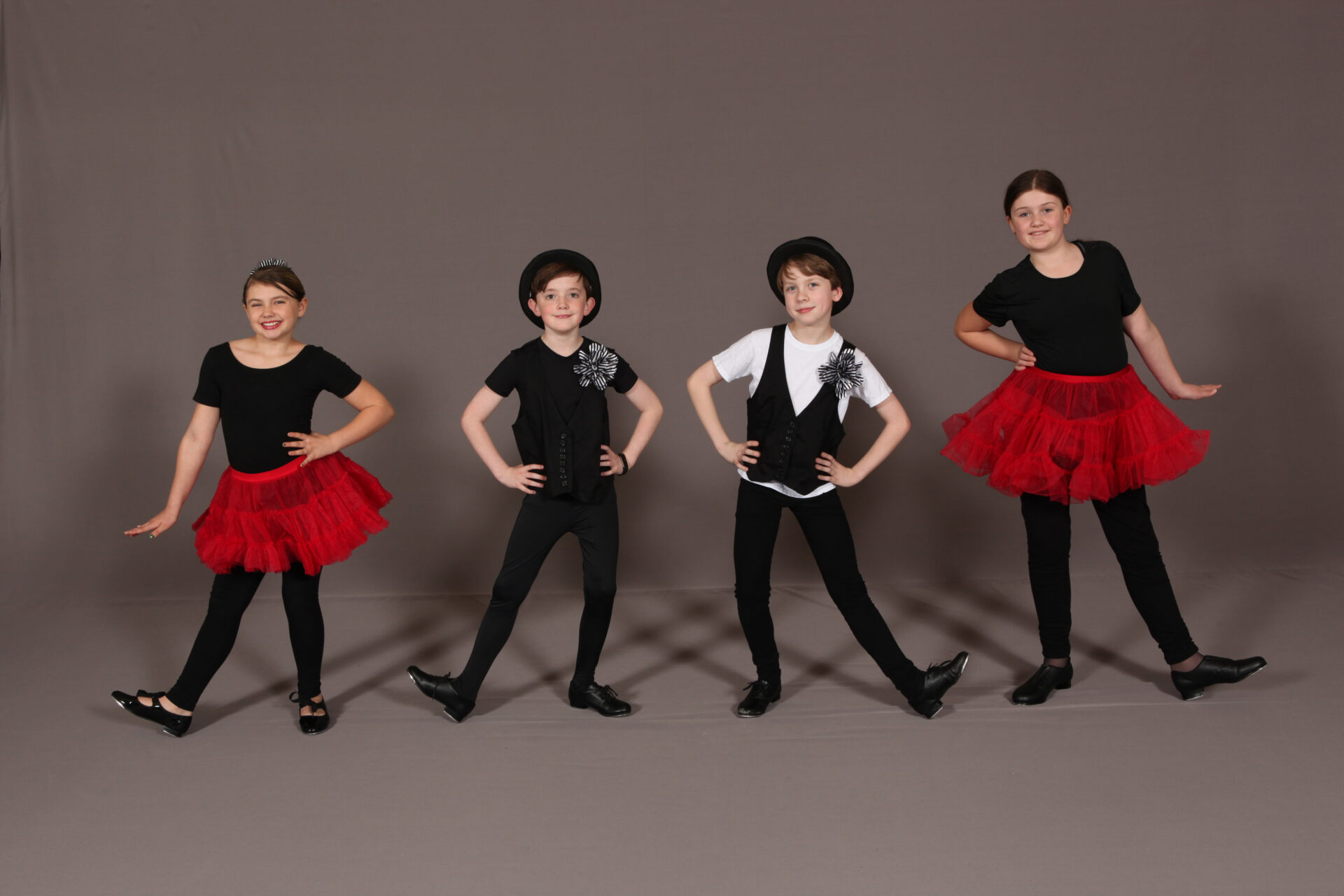 School of Dance Students