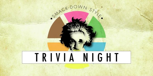 Trivia Night promotional slider