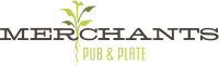 Merchants Pub & Plate logo